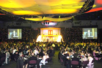 Nardone Baker Wines helps Ronald McDonald House raise more than $90,000 at Charity Ball in October 2005